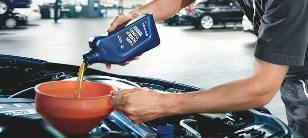 BMW Twin Power Turbo Oil