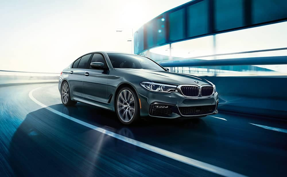 2019 BMW 5 Series Performance