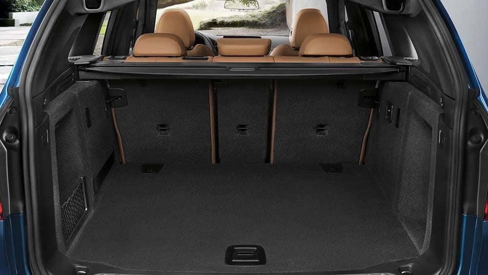 2020 BMW X3 Space
