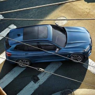 2020 BMW X3 Sunroof