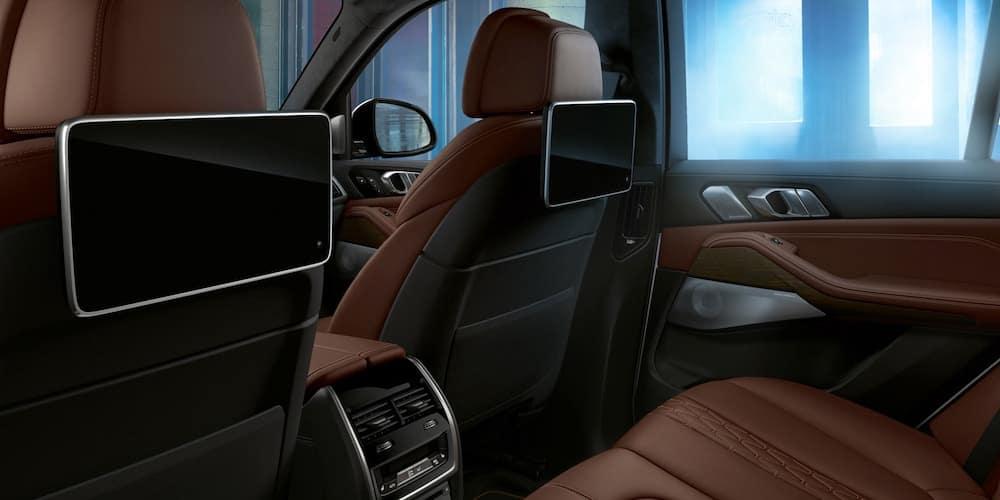 2020 BMW X5 Interior Twin Touchscreens