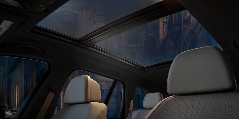2020 BMW X5 Interior Sunroof