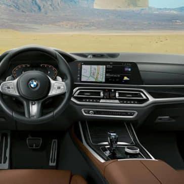 2020 BMW X7 Dash
