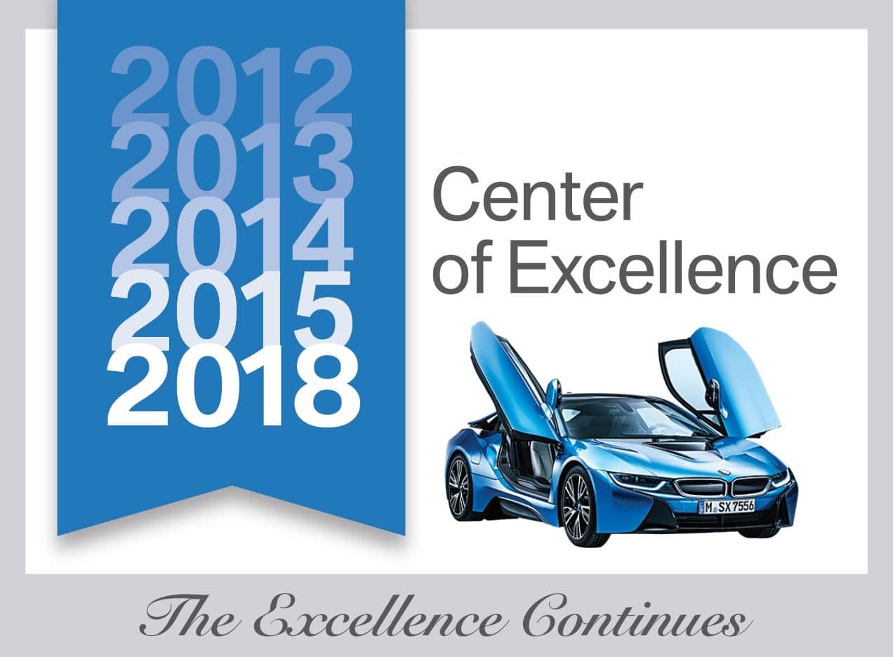 BMW Center of Excellence