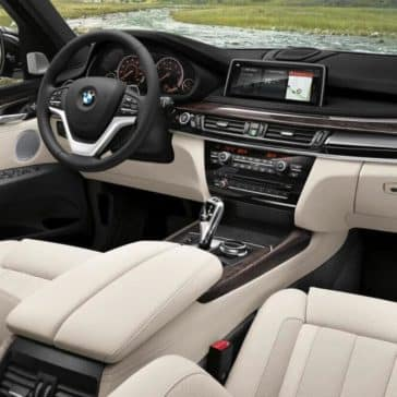 2018 BMW X5 Interior Features 2