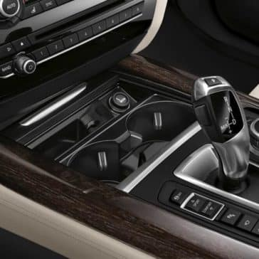 2018 BMW X5 Interior Features