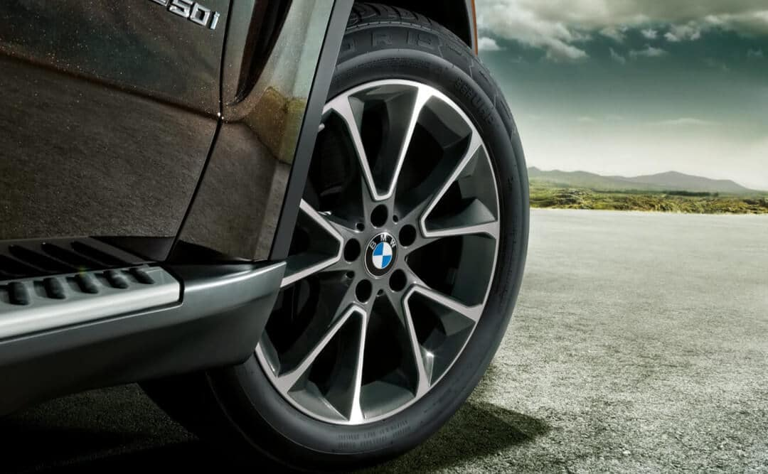 2018 BMW X5 Tire
