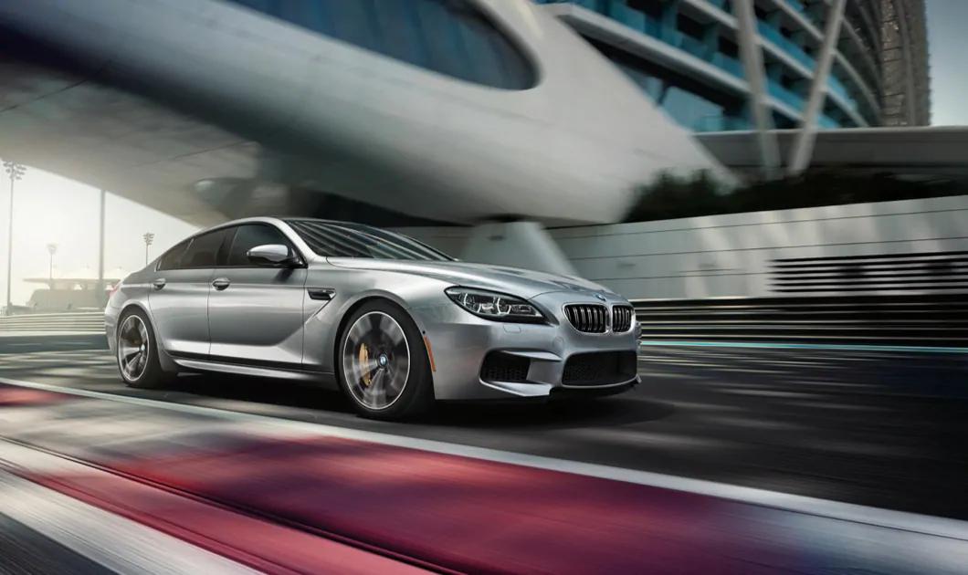 BMW M model road