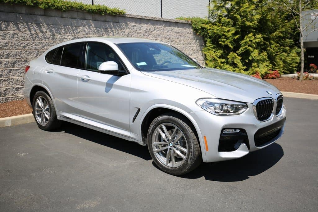 <center><b>New 2019 BMW X4 xDrive30i</b></center>
