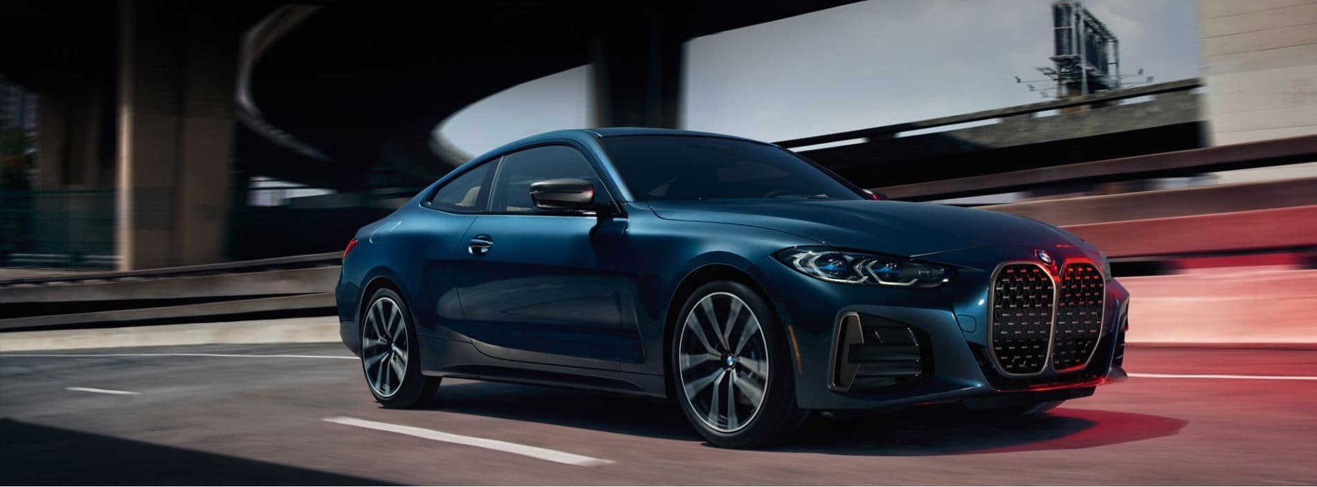 redesigned BMW 4 Series Coupe
