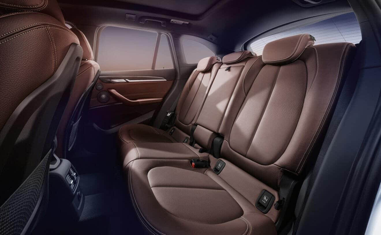 2018 BMW X1 Seating