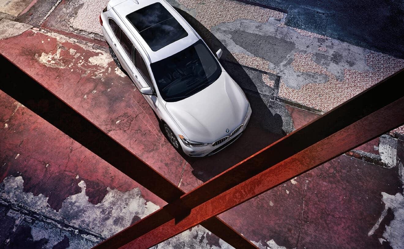 2018 BMW X1 Top