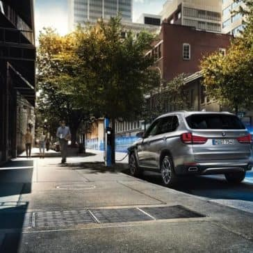 2018 BMW X5 Rear