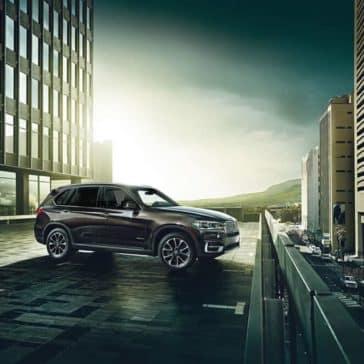 2018 BMW X5 Parked