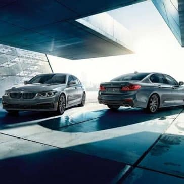 2019 BMW 5 Series Pair