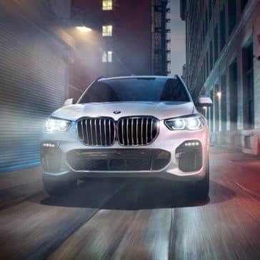 2019 BMW X5 Grill