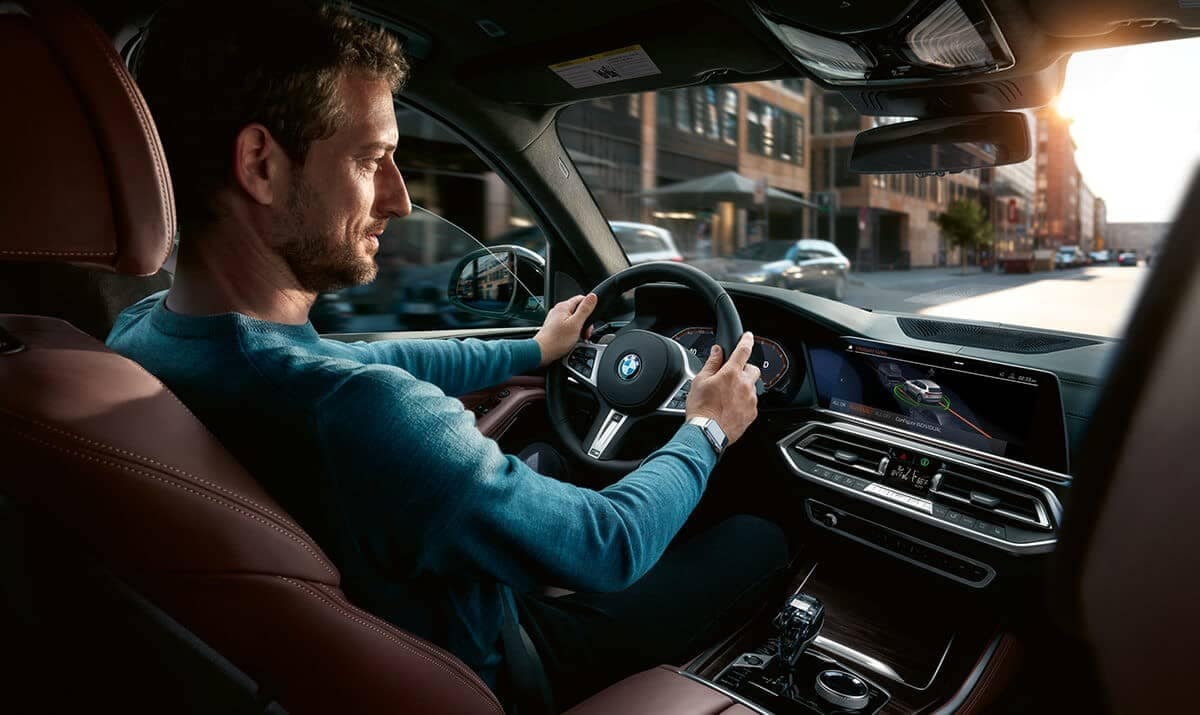 2019 BMW X5 Driver