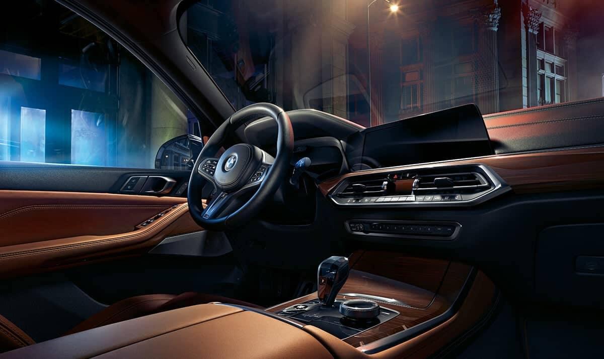 2019 BMW X5 Cabin