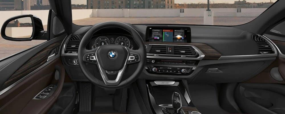 2019 x3 steering wheel and front dash