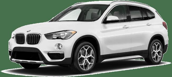 2019 BMW X1 Alpine White