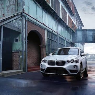 2019 BMW X1 grille