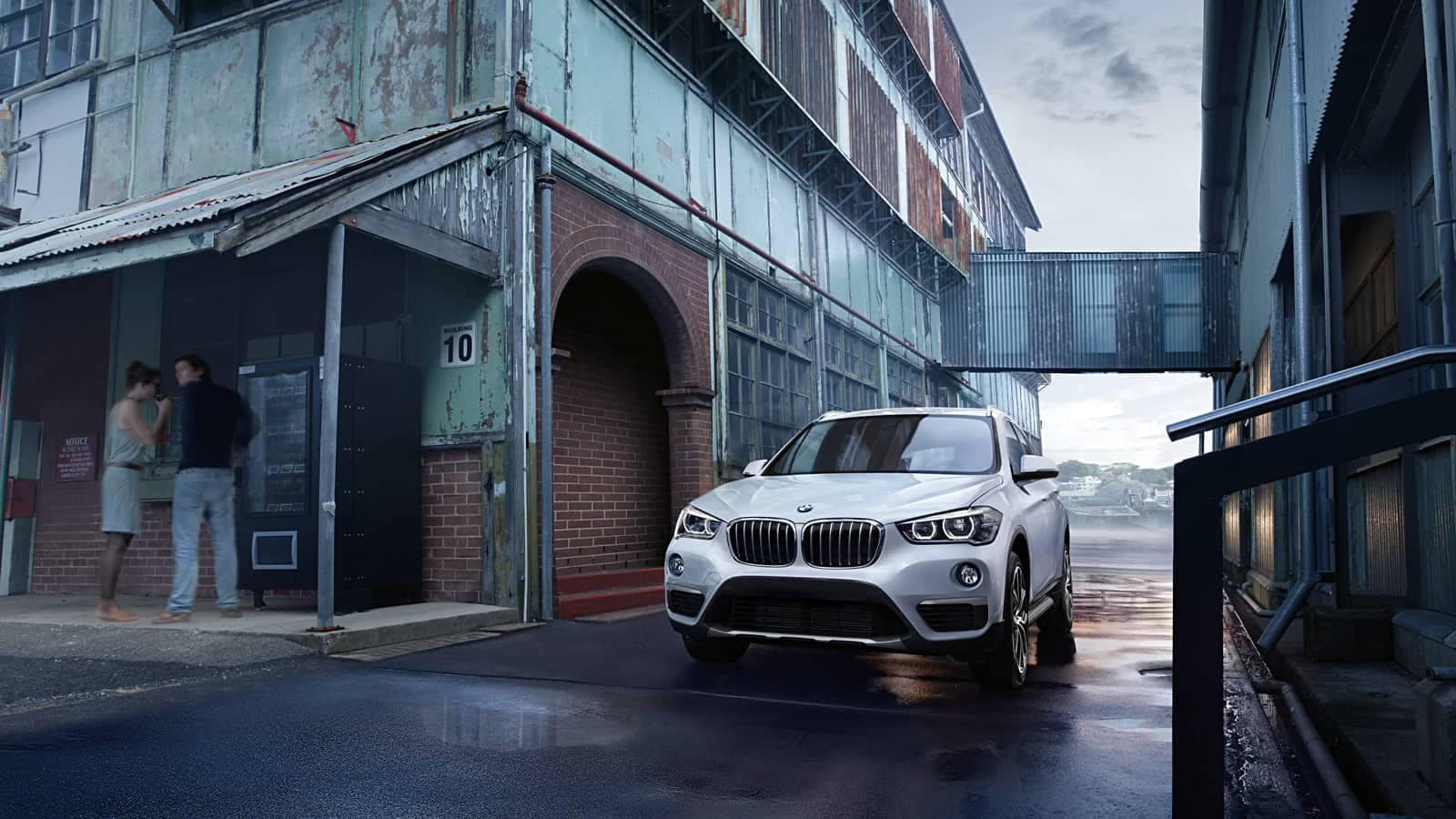 2019 BMW X1 grille