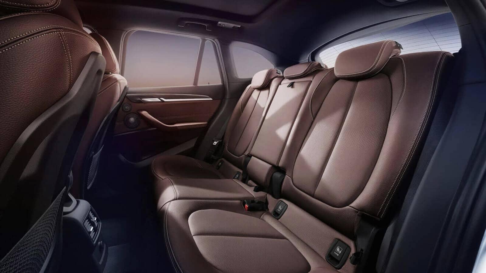 2019 BMW X1 spacious rear row