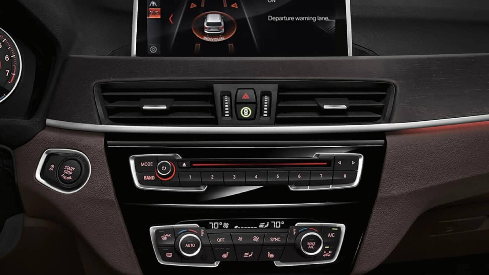 2019 BMW X1 technology