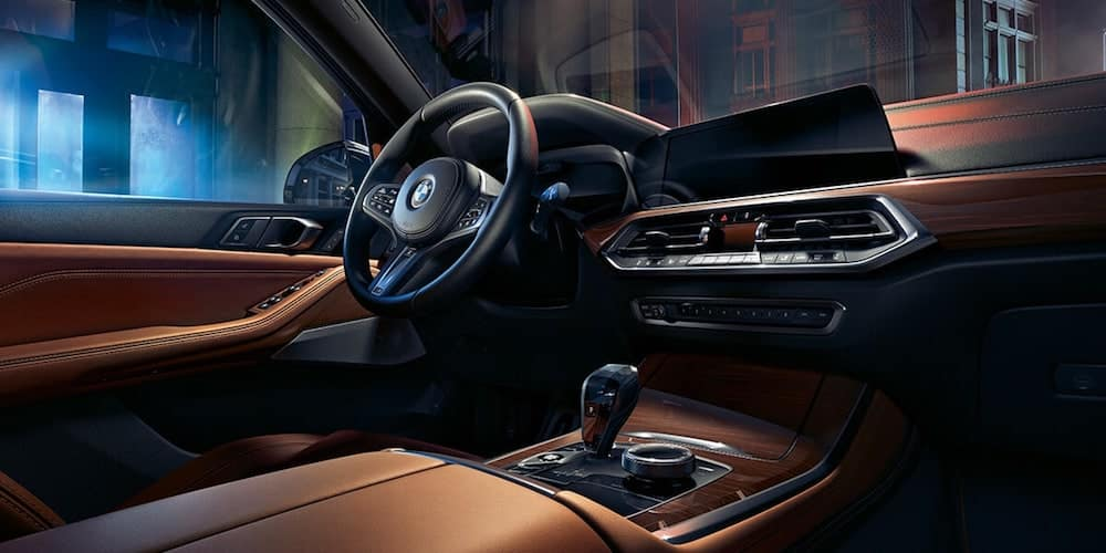 2019 x5 dash and instrument cluster