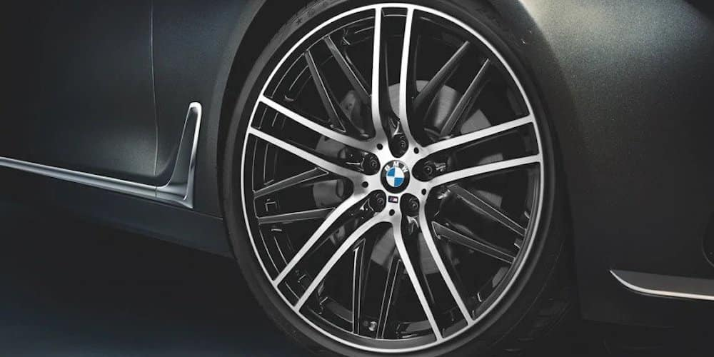 bmw light alloy wheels