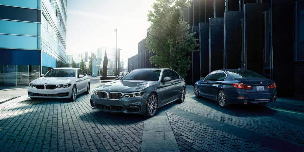 2020 BMW 5 Series Model Lineup