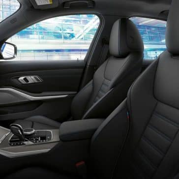 2020 BMW 3 Series Cabin