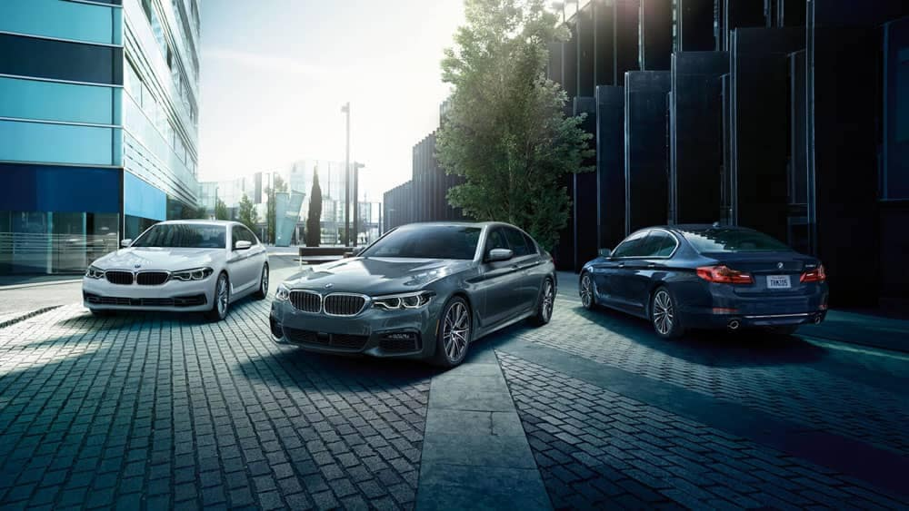 2020 BMW 5 Series Trio