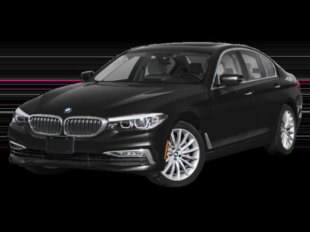 Black 2020 BMW 5 Series Sedan