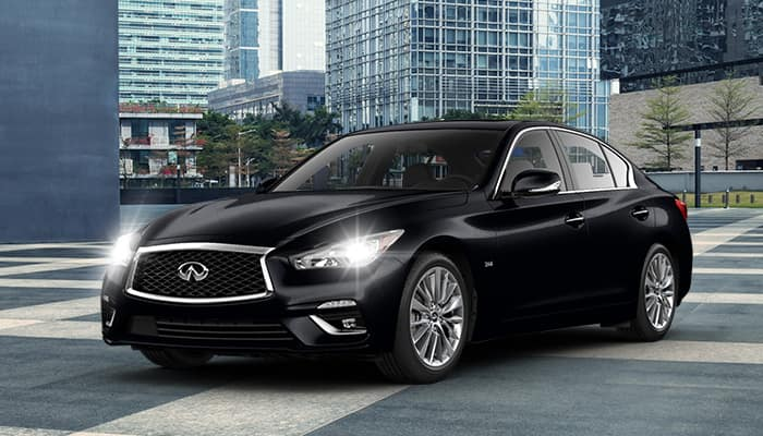 2019 INFINITI Q50 3.0t LUXE Essential Package