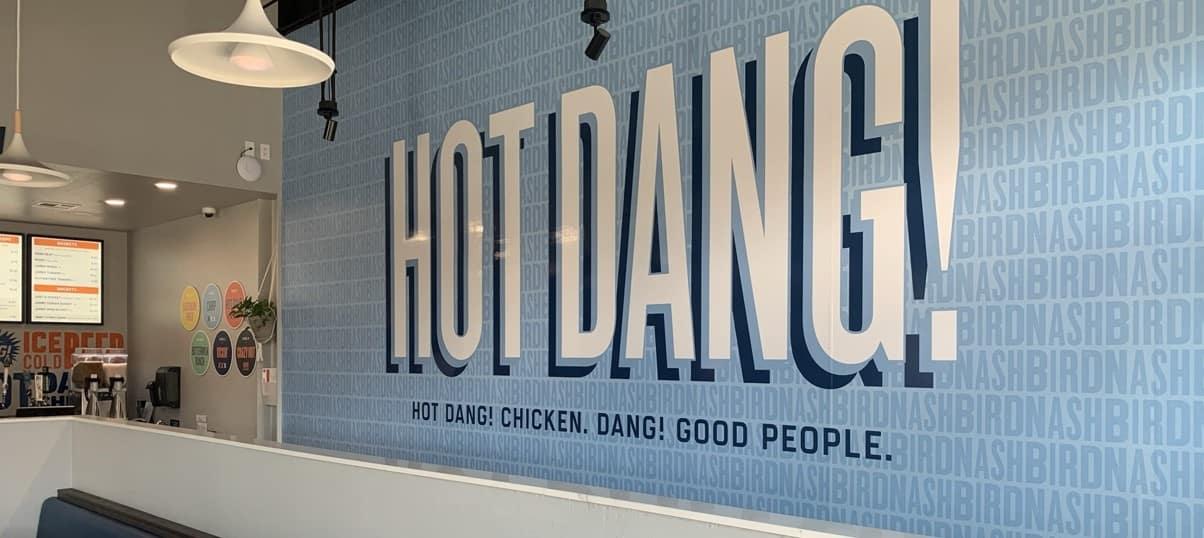 Hot Dang Chicken