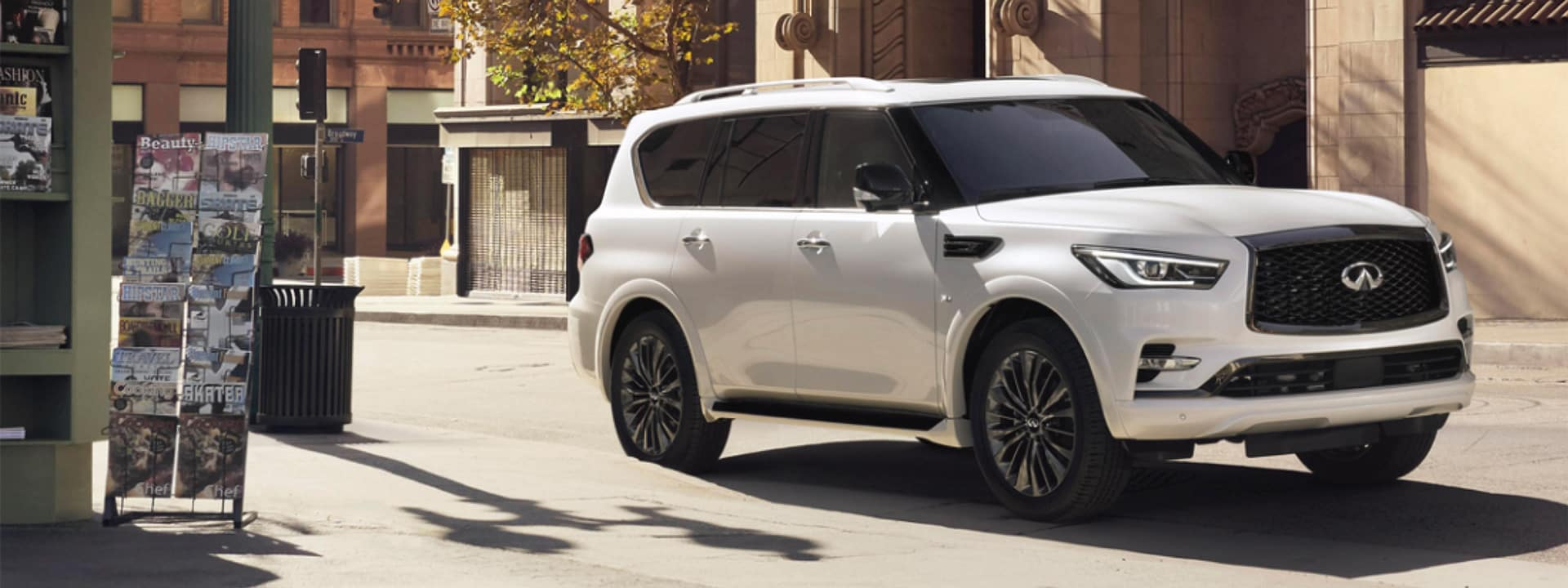 2021 INFINITI QX80 for sales in OK City