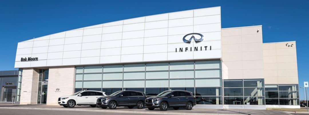 Bob Moore INFINITI Dealership Outside