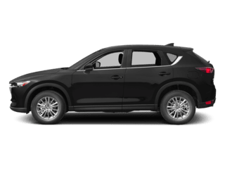 Image of a new black Mazda CX-5