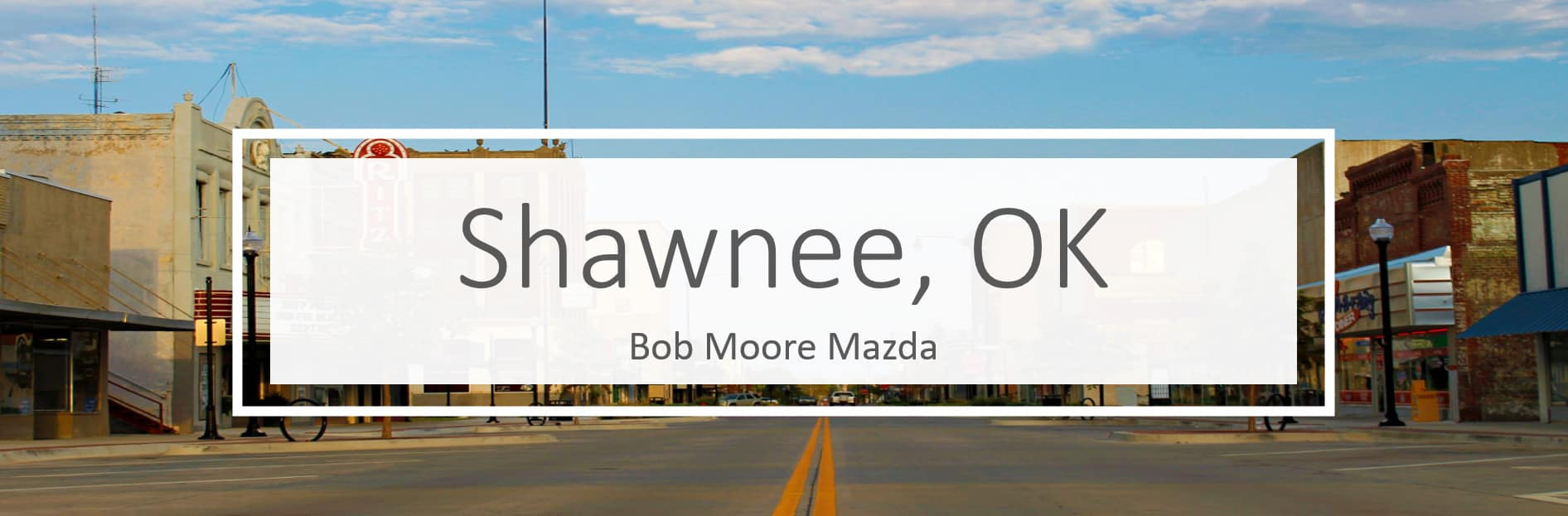 Mazda dealer om Shawnee