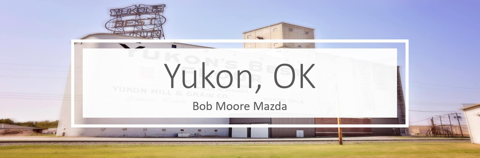 Mazda dealer serving Yukon