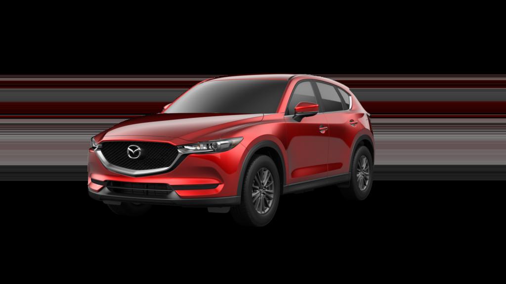 All New 2020 Mazda CX-5 Models