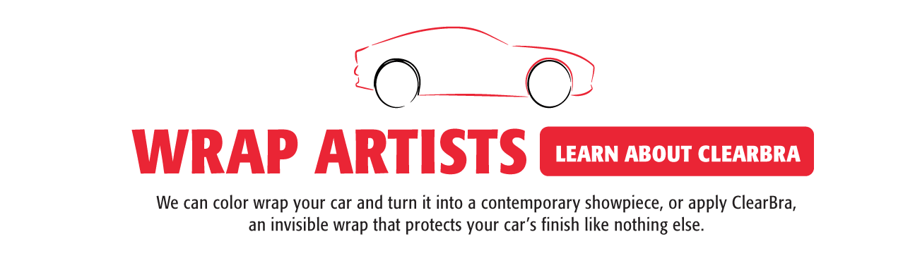 Wrap Artists – Learn More about CLearBra and other unique options