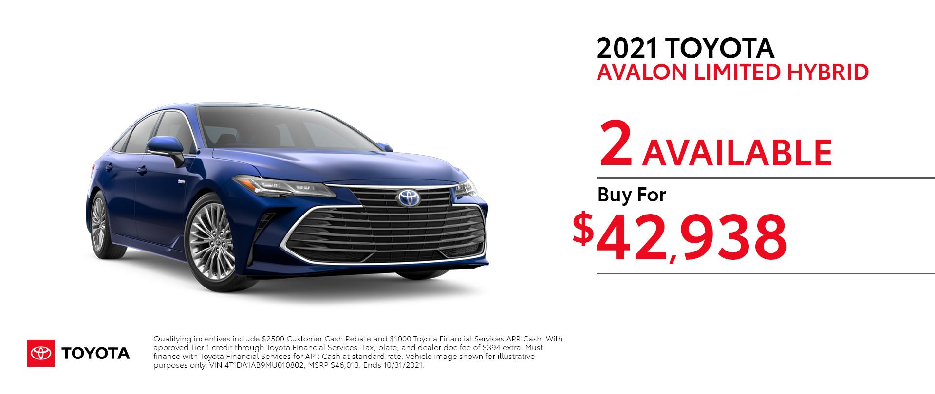 Toyota-Avalon-Limited-Hybrid