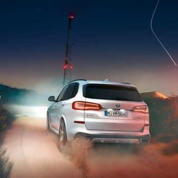 2019 BMW X5 rear exterior