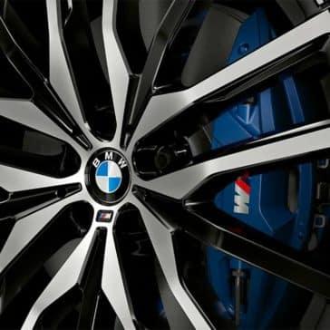 2019 BMW X5 wheel