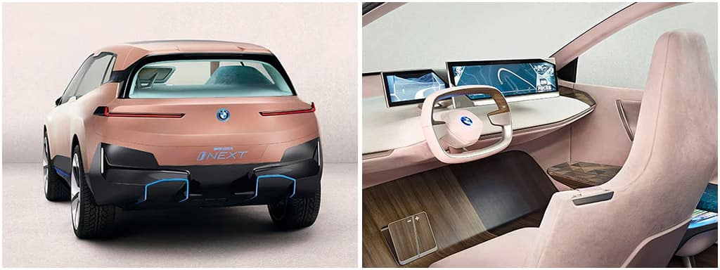 Bmw Vision Inext Concept Car Competition Bmw Of Smithtown