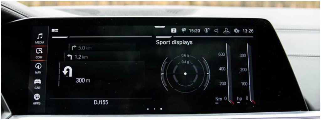 How to Customize the New iDrive 7 0 Screen | Competition BMW
