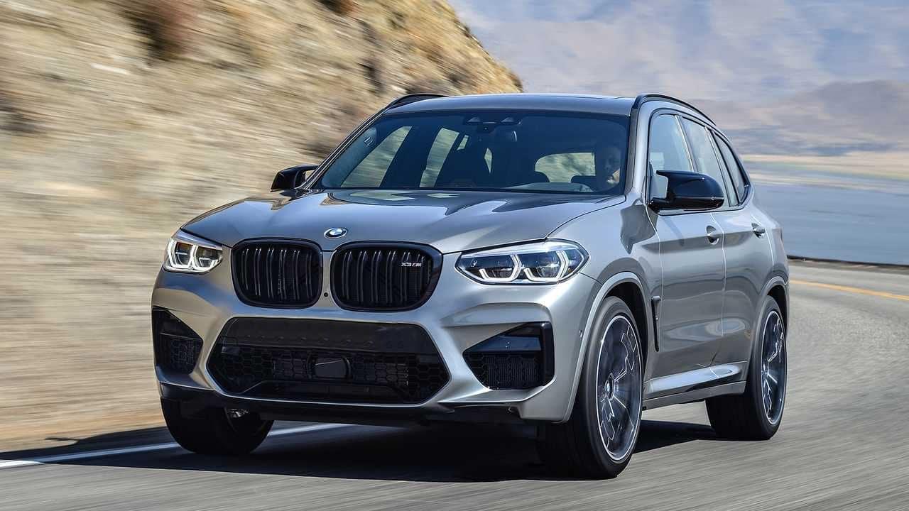 2019 BMW X3 M: V-6 Power, Design >> All New Bmw X3 M Competition Bmw Of Smithtown