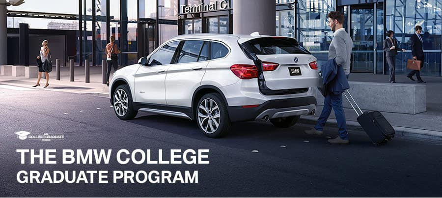 College Graduate Lease Program | Competition BMW of Smithtown